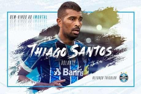 Jogador estava desde 2019 na Major League Soccer (Divulgação/Grêmio)