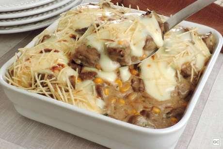 Guia da Cozinha - Fricassê de carne: saborosa opção para o jantar