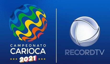 Record transmitirá as finais do Campeonato Carioca (Foto: Divulgação(