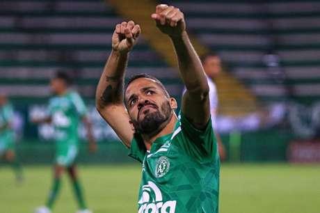 Anselmo Ramon chegou à Chapecoense em 2020 (Márcio Cunha/ACF)