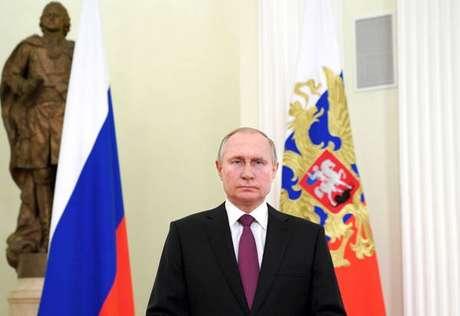 Putin confirmou que tomou as duas doses da vacina anti-Covid