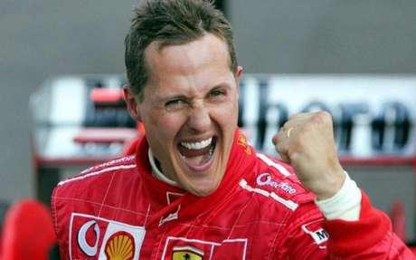 Michael Schumacher foi campeão da Fórmula 1 em sete oportunidades (Reprodução)