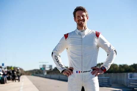 Romain Grosjean está empolgado com a perspectiva de uma longa carreira na Indy