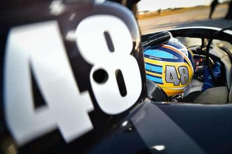 Jimmie Johnson completou 160 voltas na segunda-feira em Sebring