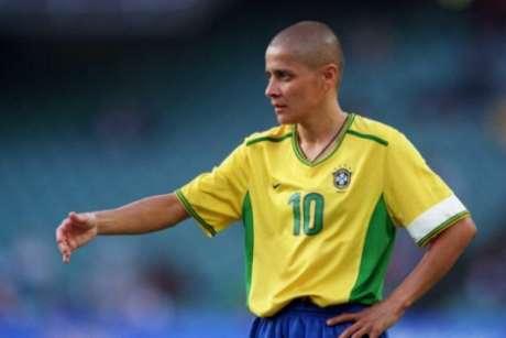 Sissi, ex-jogadora da Seleção Brasileira (Foto:Repodução)