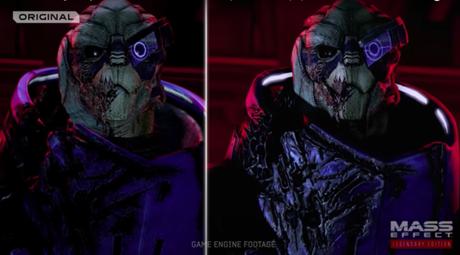 Mass Effect Legendary Edition ganha vários incrementos