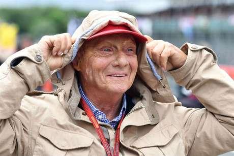 Niki Lauda, ex-presidente não executivo da Mercedes, morreu em 2019
