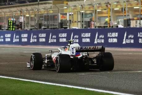 Mick Schumacher belegte bei seinem ersten Formel-1-Auftritt den 16. Platz