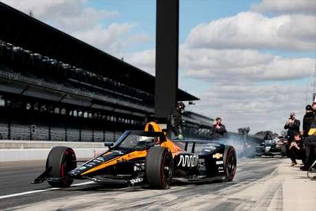 A McLaren e a RLL são as principais forças do meio do grid da Indy