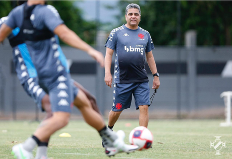 Foto: Divulgação/Vasco