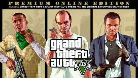 GTA 5 Premium em promoção no Xbox