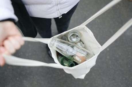 5 hábitos para diminuir o lixo no meio ambiente -