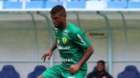 Auremir destaca a importância da Copa do Brasil para o Cuiabá (Divulgação/assessoria do jogador)