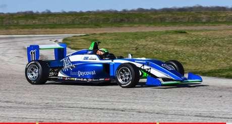 Kiko Porto: boa expectativa na Fórmula 2000 EUA.
