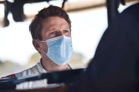 Romain Grosjean estreia oficialmente na Indy neste fim de semana