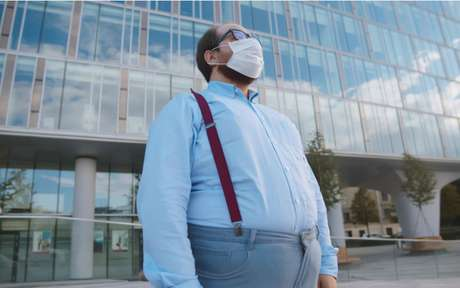 Obesidade piora as chances de recuperação da Covid 19
