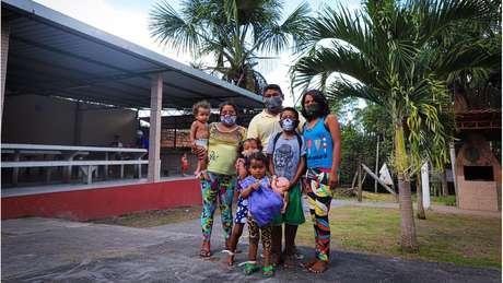 Novo abrigo para os warao no Brasil melhora as condições de recepção para refugiados indígenas