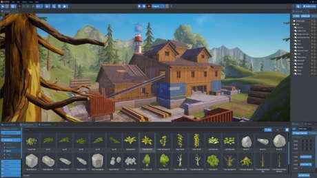 Desenvolvimento de games em Core