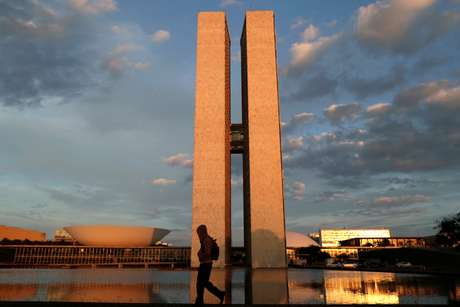 Exterior do Congresso Nacional, em Brasília 19/03/2021 REUTERS/Ueslei Marcelino