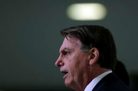 Presidente Jair Bolsonaro 31/03/2021 REUTERS/Ueslei Marcelino