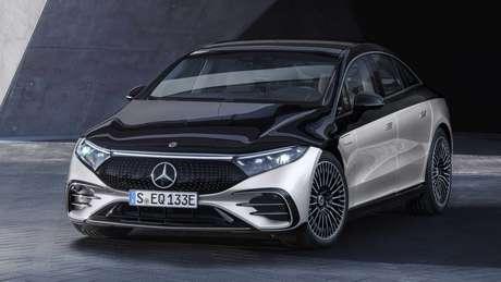 Novo Mercedes EQS chega como recordista em aerodinâmica, com um Cx de apenas 0,20.