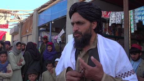 Haji Hekmat, indicado pelo Taleban para o distrito de Balkh, juntou-se ao grupo na década de 1990