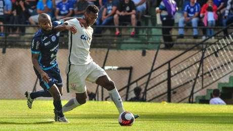 Corinthians e São Bento se enfrentam nesta sexta-feira, na Neo Química Arena (Foto: Maurício Rummens/Fotoarena)