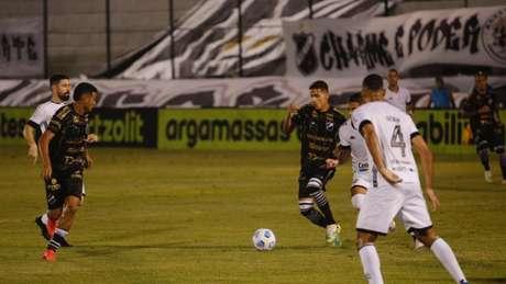 Botafogo deu adeus a Copa do Brasil. Foto: Rennê Carvalho/ABC F.C.