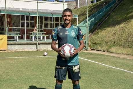 Ramon é mais um atleta contratado pelo Coelho para a disputa da Série A-(Mourão Panda/América-MG)
