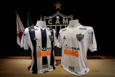 Será o terceiro ano seguido de parceria entre o Galo e a Le Coq- (Fotos: Bruno Cantini/Atlético-MG)