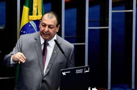 Senador Omar Aziz (PSD-AM) é cotado para a presidir a CPI da Covid