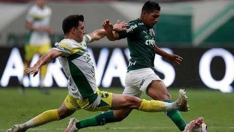 Após perder a final da Recopa Sul-Americana nos pênaltis, o Palmeiras tem o clássico pelo Paulistão (Foto: AFP)