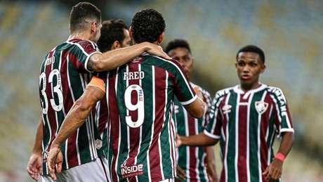 Fluminense estreia na próxima quinta-feira na competição continental (Foto: Lucas Merçon/Fluminense FC)