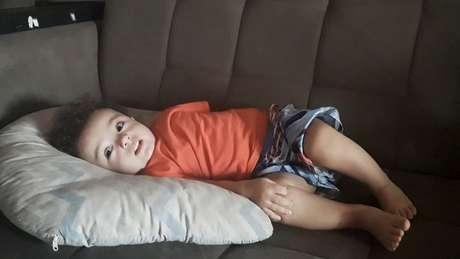 Jessika enviou vídeos de Lucas para a família dela porque estava preocupada