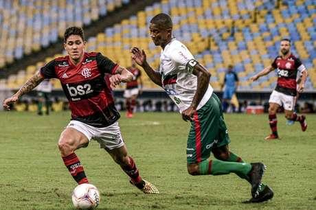 Pedro voltará à equipe após cinco jogos (Foto: Marcelo Cortes/Flamengo)