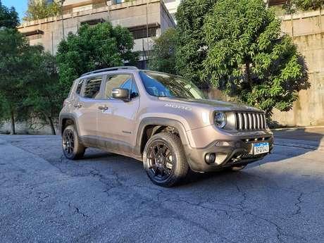 Jeep Renegade Moab vem equipado com motor 2.0 a diesel de 170 cv de potência.