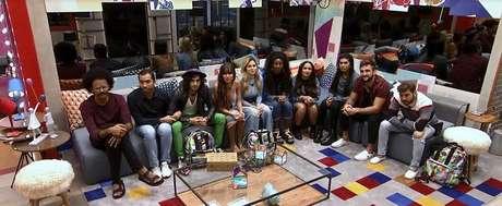 Participantes do BBB21 - TV Globo/Reprodução