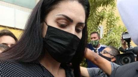 Monique Medeiros (foto), mãe de Henry, deve prestar novo depoimento em breve