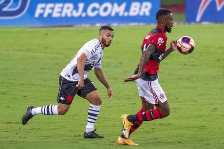 Morato disputou seu segundo jogo com a camisa do Vasco (Rafael Ribeiro/Vasco da Gama)