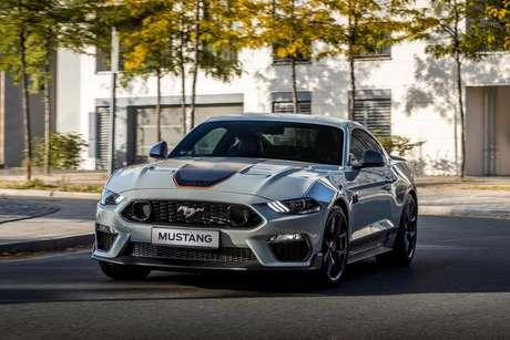 Novo Ford Mustang Mach 1: pré-venda aberta n o Brasil por R$ 499.000.