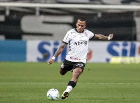 Nesta temporada, Otero foi titular em cinco jogos, e em outros quatro saiu do banco (Foto: Rodrigo Coca/Ag. Corinthians)