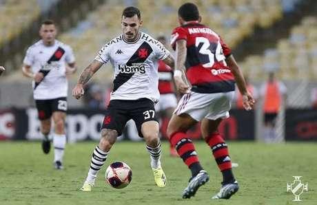 Zeca tem se firmado como titular do Vasco neste início de temporada (Foto: Rafael Ribeiro/Vasco)