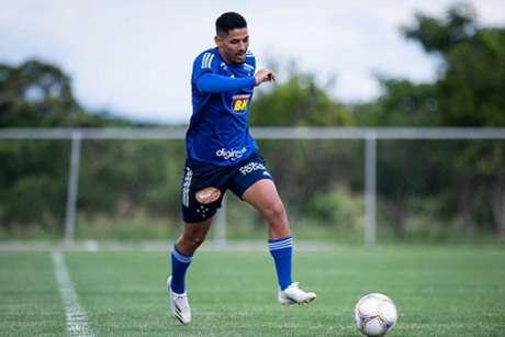 Zé Eduardo continua sendo monitorado pela Raposa para averiguar seu estado de saúde-(Divulgação/Cruzeiro)