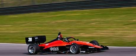 Lundqvist venceu corrida 1 da Indy Lights no Alabama