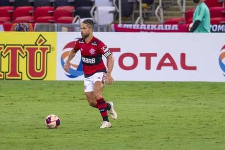 Flamengo enfrenta a Portuguesa neste sábado (Foto: Marcelo Cortes/Flamengo)