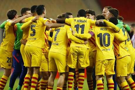 Barcelona conquistou o título da Copa do Rei