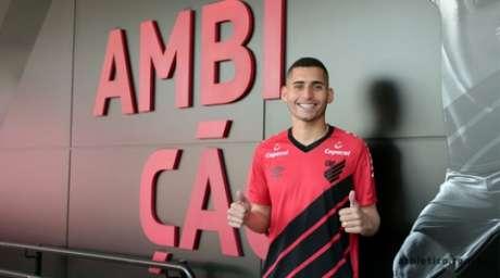 Ravanelli defendeu o Athletico no último Brasileirão (Fabio Wosniak/Athletico)