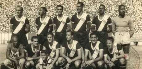 Expresso da Vitória, um marco na história do Vasco (Divulgação/Vasco)