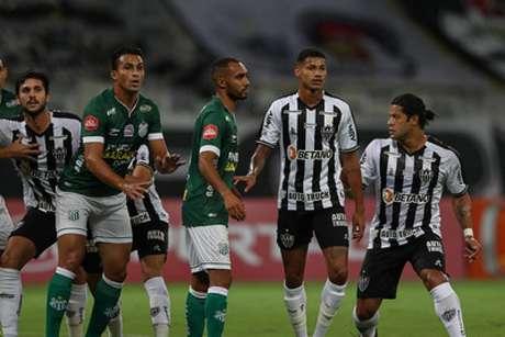 O Galo pode confirmar sua vaga nas semifinais do Mineiro se derrotar o Boa no Mineirão- (Pedro Souza/Atlético-MG)