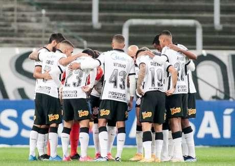 Corinthians não tem mostrado evolução nos jogos desta temporada (Foto: Rodrigo Coca/Ag. Corinthians)